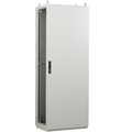 H395 Modular Sheet Steel Cabinet, Front and Rear Door
